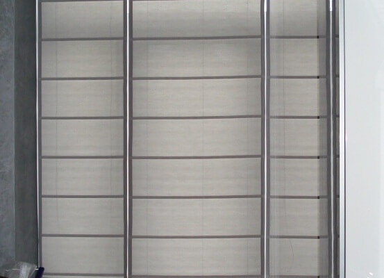 Modern-remote-controled-roman-blinds-in-Vaughan1