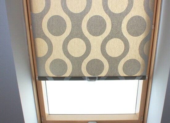 Patterned-Roller-Shades